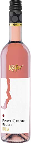 Feinkost Käfer Pinot Grigio Blush trocken (1 x 0.75 l)