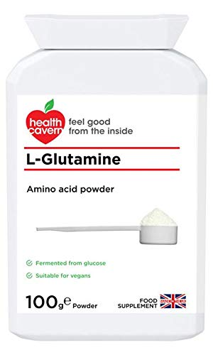 Health Cavern L-Glutamine