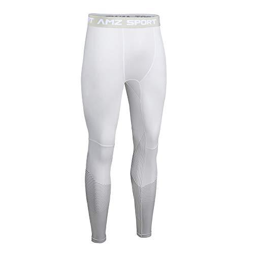 [Design Ergonomico]: Il nostro nuovo design dei pantaloni a compressione segue i contorni del corpo, fornendo una forma ergonomica e riducendo lo sfregamento contro la pelle per un maggiore comfort. [Migliori Prestazioni]: Rispetto all'ultima generaz...