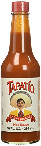 Tapatio Salsa Picante Hot Sauce , 10 oz - (Pack of 3)