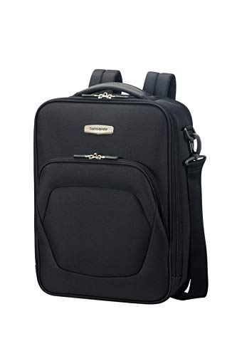 SAMSONITE Spark SNG - Three-Way Laptop Expandable Rucksack, 40 cm, 18 Liter, Black