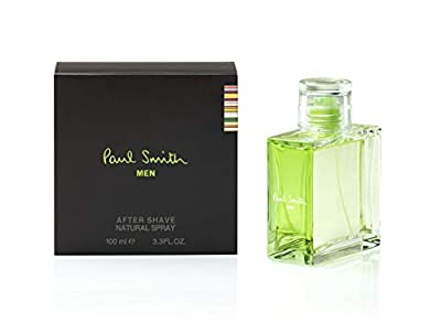 Paul Smith Men Aftershave Lotion Spray, 100ml by Kenneth Green Associates