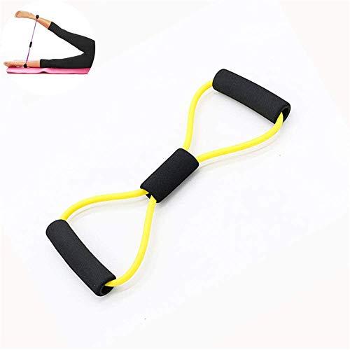 Cuerda de extensión para el pecho y las piernas, para entrenamiento de la persona para el gimnasio, el pecho, los brazos y las piernas