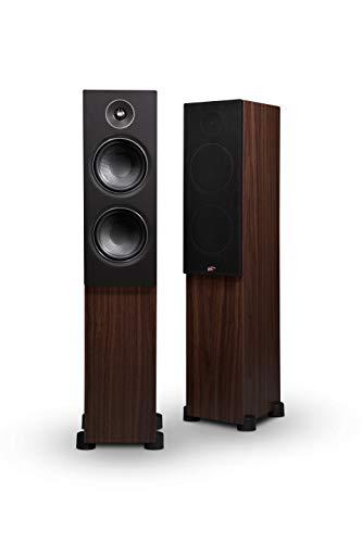sounding tower speakers PSB Alpha T20 Tower Speaker - Walnut