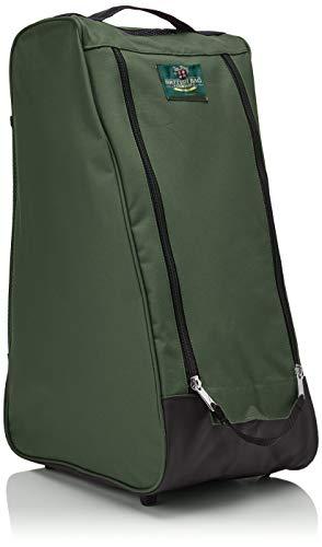 The British Bag Company - Navigator Range, Carteras Hombre, Verde (Green), 24x55x33 cm (W x H L)