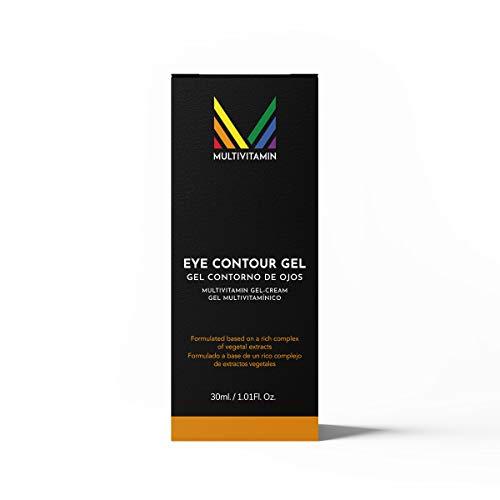 Contorno de ojos Multivitamin, 30 mL, con extracto de alga fucus, de...