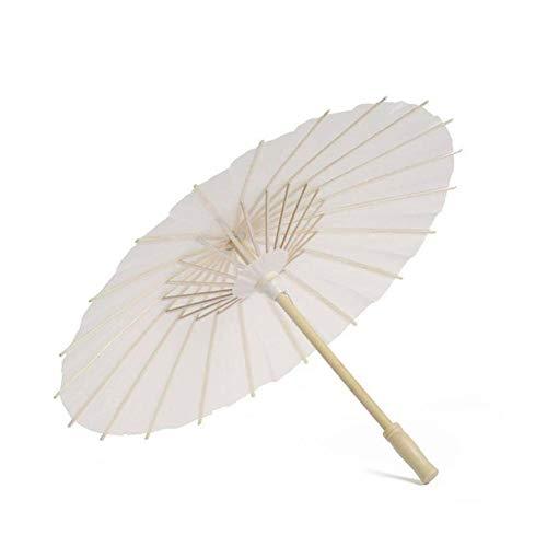 Yukie Nieuwe Chinese Vintage DIY Papier Paraplu Foto Schiet Parasol Dans Props Olie Papier Paraplu