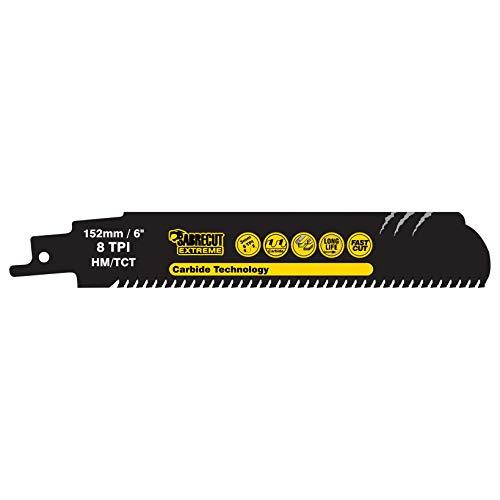 SabreCut SCRS930HM 152mm 8 TPI S930HM Hoja de sierra de sabl