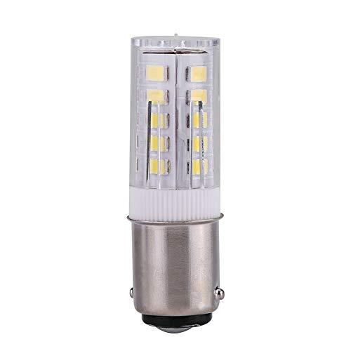 Akozon Universal Marine Anchor Light,12V Marine Boat Yacht Navigation All Round 360° White LED Anchor Light Waterproof Signal Light Lamp Arch Lights