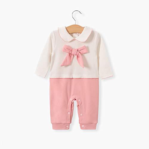 Leuke pasgeboren kleding, eenvoudige kinderkleding, huidvriendelijk en comfortabel, eendelige jumpsuits voor mannen en vrouwen