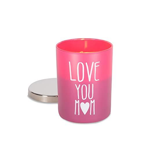 Pavilion Gift Company Love You Mom Candle