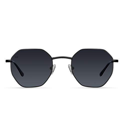 MELLER - Endo All Black - Gafas de sol para hombre y mujer