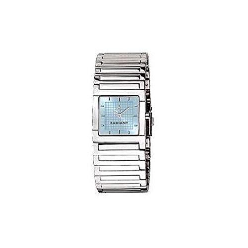 Radiant Reloj analogico para Mujer de Cuarzo con Correa en Acero Inoxidable RA20202
