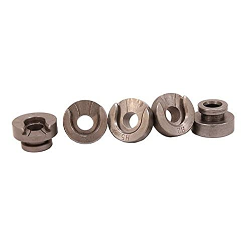 Hornady 390540 Shell Holder Package (1,2,5,16, 35)
