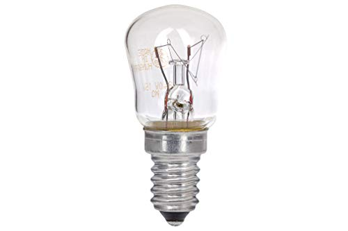 GE 15W Freezer E14 Pygmy Incandescent Bulb 90lm Ref31836 240V *Up to 10 Day Leadtime*
