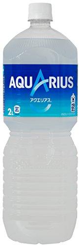 [2CS] コカ・コーラ アクエリアス ペットボトル (2.0L×6本)×2箱