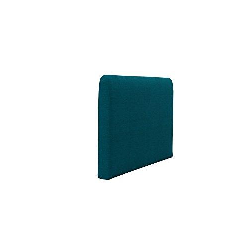 Soferia Funda de Repuesto para IKEA SÖDERHAMN apoyabrazo, Tela Elegance Turquoise, Turquesa
