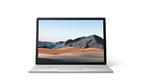 マイクロソフト Surface Book 3 [サーフェス ブック 3 ノートパソコン] Office Home and Business 2019 / 15 インチ PixelSense ディスプレイ / Core i7 / 32GB / 512GB dGPU搭載 SMN-00018