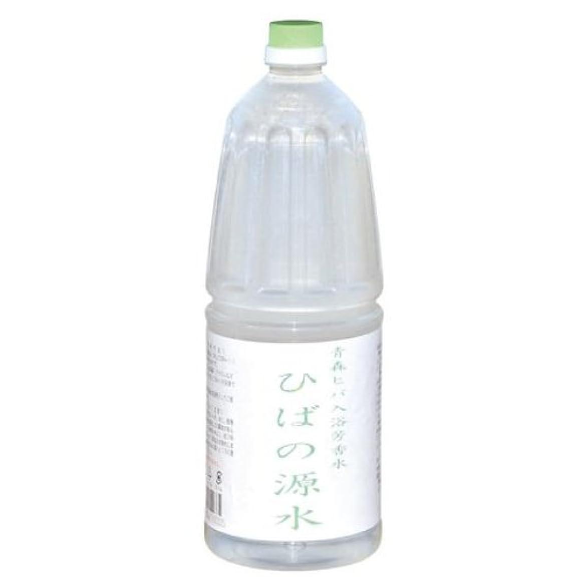 検出企業北東青森ひば蒸留水 ひばの源水1800ml