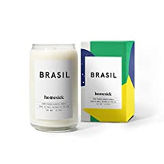 Scents that remind you of sipping refreshing caipirinha on a perfect day at the beach. Hints of sweet sugarcane and fresh mango. 60-80 hour burn time All natural soy wax Made in the USA Hand poured in small batches