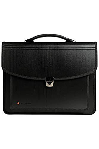 Exactive Organizer per valigie, 40 cm, Nero (Noir)