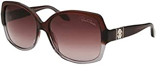 Roberto Cavalli Butterfly Sunglasses for Women - RCAVALLISUN-RC651S-83F-59
