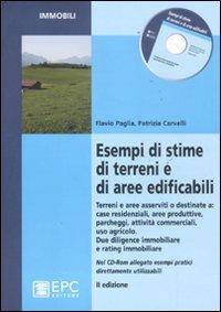 Esempi di stime di terreni e aree edificabili