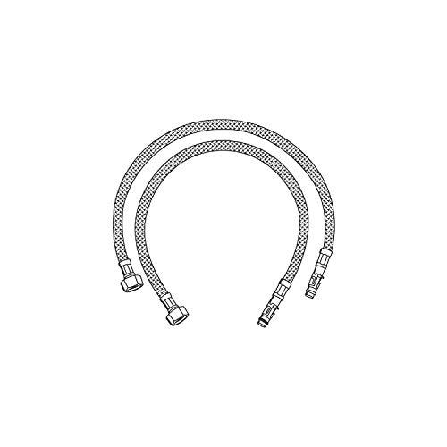Grohe - Latiguillos flexibles, color cromo (Ref.45484000)