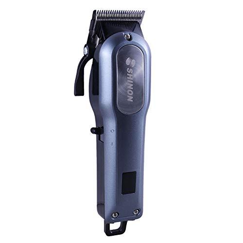 Professional Hair Clipper Men gebührenpflichtige Elektro-Rasierer Männer Elektro-Haar-Clipper Mit Raffinesse Cutter Head geeignet für Hair Salon Household Hair Clipper Erwachsene Kinder