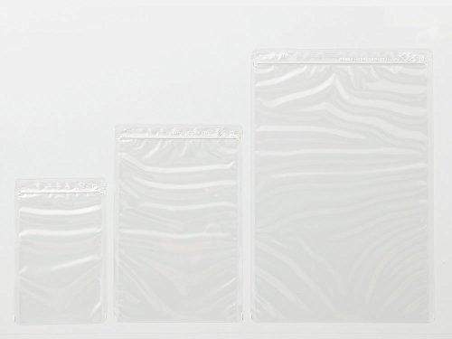 『セイニチ チャック付ラミネート平袋 ラミグリップ 平袋KOPタイプ(KP) KP-J 50枚』の4枚目の画像