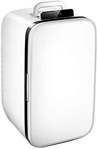 XBR Nuevo refrigerador portátil con congelador (25 litros) Mini refrigerador con alimentación de CA o CCAlimentos, Bebidas, Vino |Camping, Viajes, picnics |Ligero, Compacto
