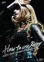 後藤真希 LIVE TOUR 2007 G-Emotion II ~How to use SEXY~ [DVD]