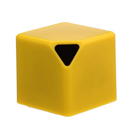 OPAKY Tragbarer Mini drahtloser Stereo-Bluetooth-Lautsprecher für iPhone, Samsung usw.