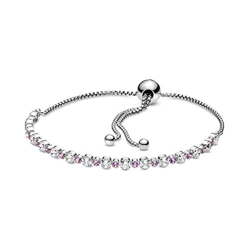 Pandora braccialetto Donna Argento sterling Non applicabile - 598517C02-1
