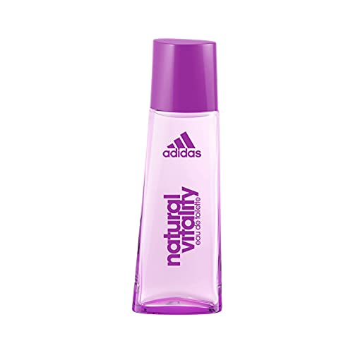 Adidas, Eau de Toilette Natural Vitality, Profumo da Donna, 50 ml