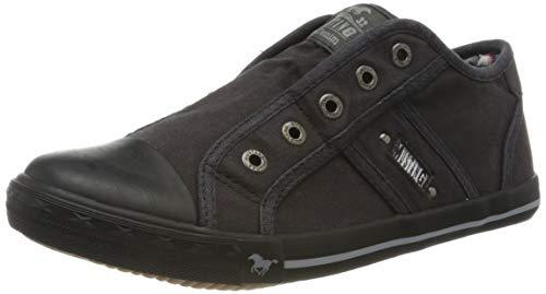 MUSTANG Damen 1099-401-259 Slip On Sneaker, Grau (Graphit 259), 38 EU