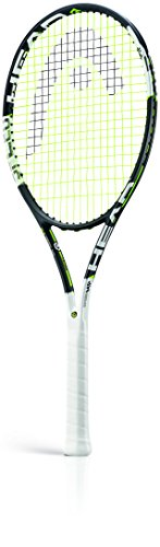 HEAD Speed MP Tennis Racquet – Graphene XT Technology, Strung, Control Oriented, Intermediate to Advanced Level