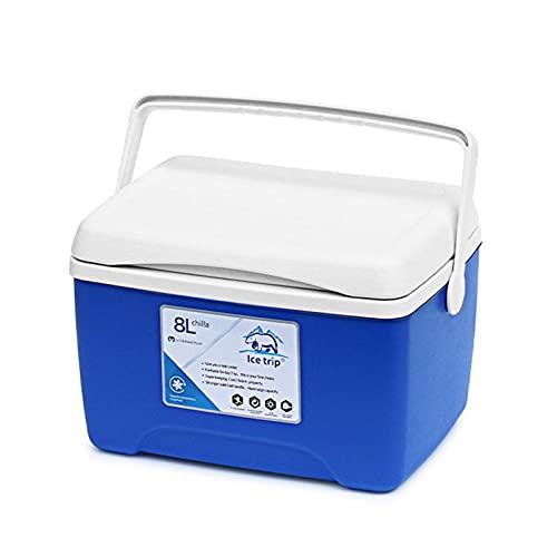 sweety 8L Incubateur extérieur Portable, glacière dexcursion extérieure Portable,boîte de Conservation de Pique-Nique, boîte à médicaments, réfrigérateur Portable pour Les Pique-niques