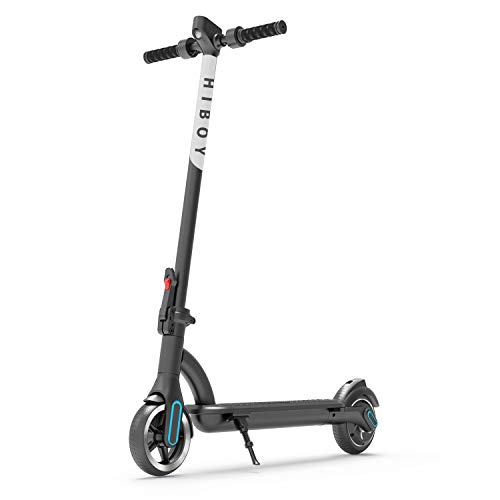 Hiboy NEX Electric Scooter for Youth/Adults, Lightweight & Portable, Up to 11 Miles Range, Max Speed 13 MPH, Foldable & Commuting Electric Scooter