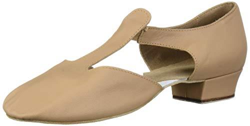 Bloch Damen Grecian Sandal Tanzschuh, hautfarben, 38 EU
