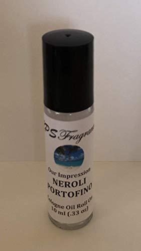 Tom Ford Neroli Portofino Premium Quality Fragrance Impression Super Concentrated Pure Hypoallergenic Body Oil Roll on 10 ml