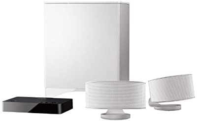 Onkyo LS-3100 Sistema Audio 2.1, Tecnologia Bluetooth e Subwoofer Wireless