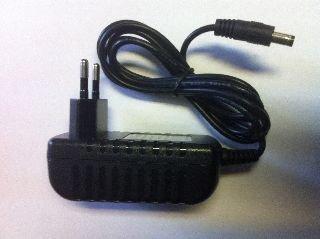 KesCom 12V Netzteil/Steckernetzteil passend für Festplatte Storagebird XL-E von Fujitsu/Siemens Model S07J0601 Rev 1.0.