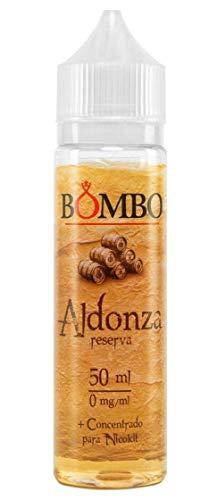 E-liquid BOMBO ALDONZA 50ML CONCENTRADO 0MG – mezcla de tabacos selectos y...