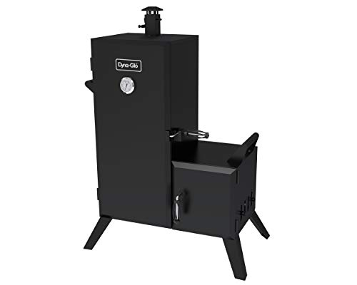 Dyna-Go Charcoal Offset Smoker