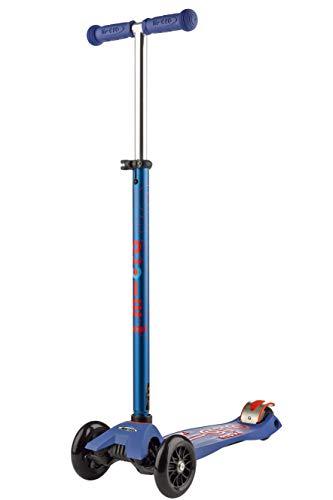 Micro Kickboard - Maxi Deluxe 3-Wheeled,...