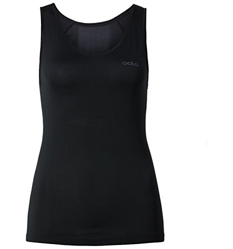 Odlo Sportswear Evolution x-Light débardeur col en v Small Noir - Noir