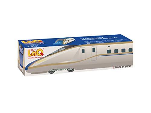 ラキュー (LaQ) トレイン E7系新幹線かがやき