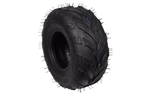 MASSFX MS 145/70-6 Tire With Side Bite Tread 6 Ply Go-Kart, Mini Bike, ATV, Lawn Tire 145x70-6 145x70x6 Side Bite Tread