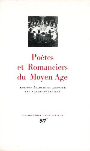 Poètes et romanciers du Moyen Âge
